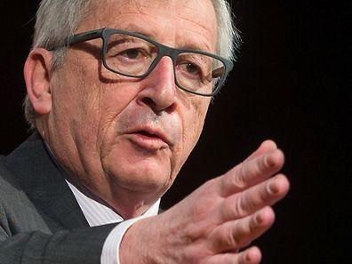 Jean.Claude Juncker musste eine Reise nach Kiew absagen.