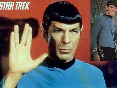 So kannten ihn viele: Mr Spock