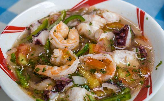 Le ceviche d licieuse sp cialit p ruvienne froide - La cuisine peruvienne ...