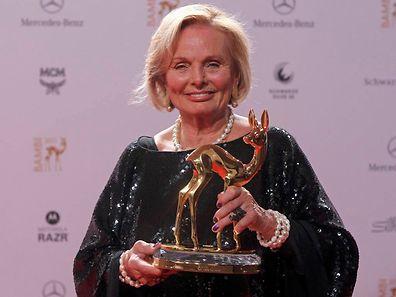 Ruth Maria Kubitschek zählt zu den beliebtesten Schauspielerinnen im deutschsprachigen Raum.