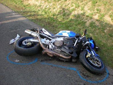 Die ersten schönen Frühlingstage sind für Motorradfahrer eine gefährliche Zeit (Symbolbild).