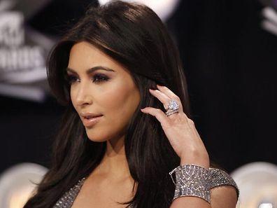 Kim Kardashian spricht nicht gerne über den Fall Simpson.