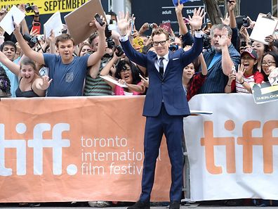 "Benedict Cumberbatch attends ""The Imitation Game"" Premiere during the 2014 Toronto International Film Festival"