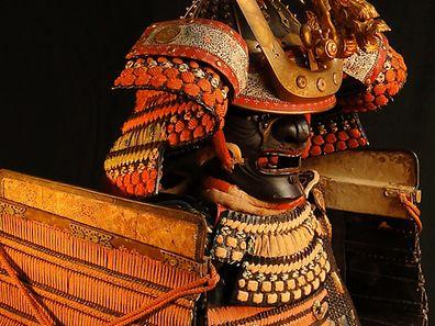 Armure de Samouraï, collection Gregg Riffi (c)