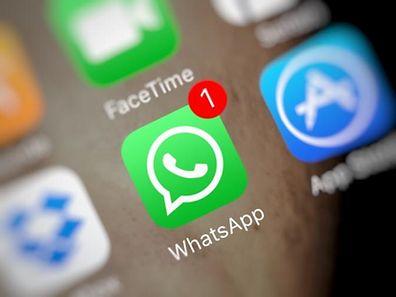 """Polizei: Auch """"WhatsApp""""-Kettenbriefe sind ein schlechter Scherz."""