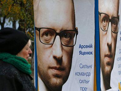 Vor den Parlamentswahlen an diesem Sonntag ist die Gefahr eines wiederaufflammenden Konflikts in der Ukraine noch nicht gebannt.