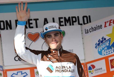 Cyclisme: Etoile de Bessèges: victoire finale de Tony Gallopin