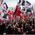 Noch am 15. Februar hatte Kurden in Istanbul für die Freilassung Öcalans demonstriert.