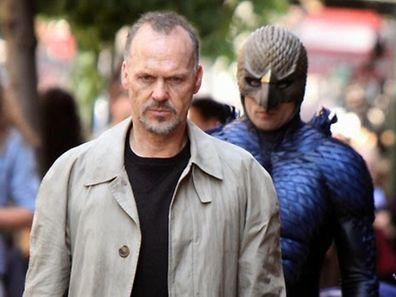 Michael Keaton dans Birdman.
