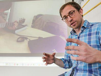 Le créateur de Muzik Maestro représentera le Luxembourg à la Creative cup