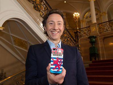 Stéphane Bern sera présent au Luxembourg le 12 novembre à l'occasion de la sortie du livre sur le grand-duc Jean.