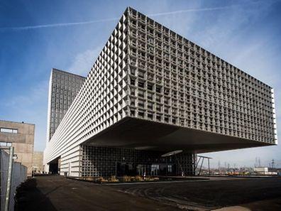 Université d'Esch-Belval, qui va ouvrir pour cette rentrée 2015.