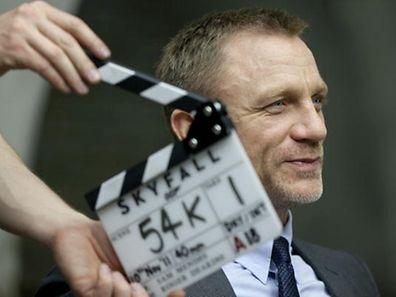Daniel Craig hat vorerst genug vom 007-Dreh.