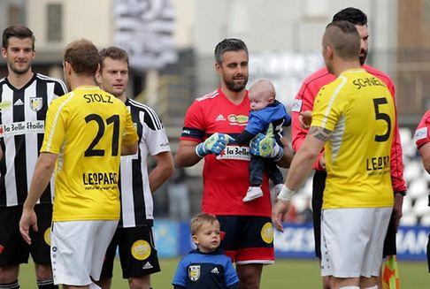 Football: Marc Oberweis remet les gants!