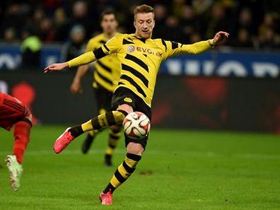 Marco Reus und Borussia Dortmund hatten gegen Wolfsberg nicht unbedingt leichtes Spel.