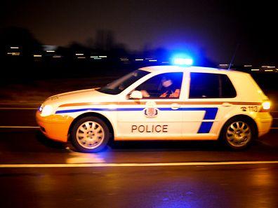Die Polizei wurde vor Ort gerufen.