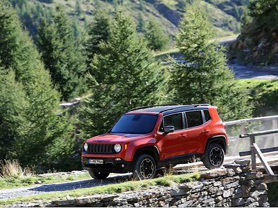 In Italien gebaut, in der Welt zu Hause: Jeep verkauft sein jüngstes Modell in über 100 Ländern.