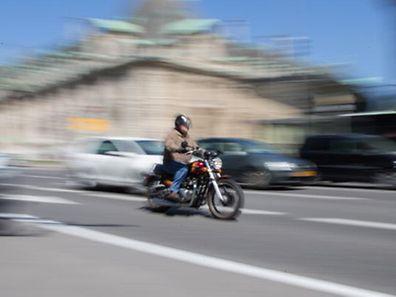 Mehrere Unfälle mit Motorradbeteiligung gehen aus dem Polizeibericht vom Wochenende hervor.
