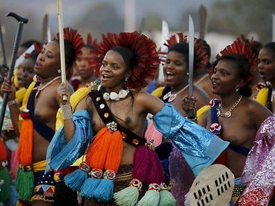 Der Tanz ist bei Frauenrechtlerinnen nicht unumstritten.