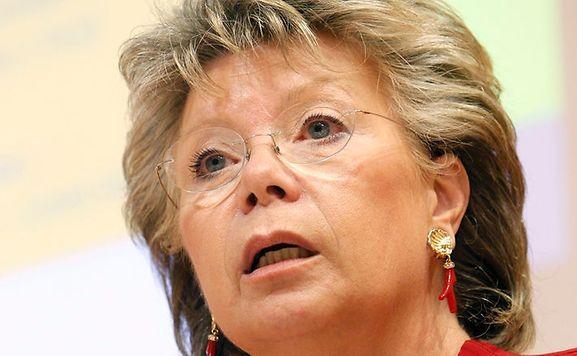 Zur Eröffnung am Dienstag hatte bereits EU-Justizkommissarin Vi- viane Reding eine Rede gehalten.