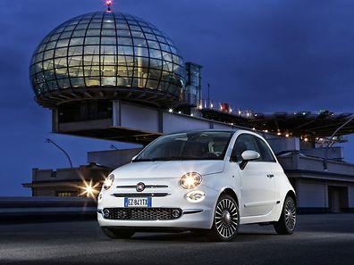 La nouvelle Fiat 500
