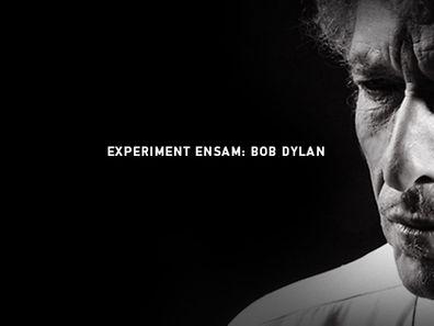 """La page Facebook d'""""Experiment Ensam"""" reviendra sur l'impact qu'a eu sur Wikingsson le fait d'assister à un concert de Dylan, complètement seul."""