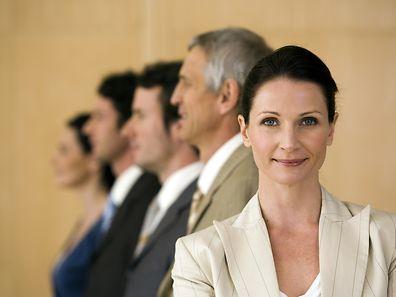 Alors que les femmes représentent 44% du total des personnes occupées au Luxembourg, seulement 16% des cadres dirigeants sont des femmes.  (Photo: Shutterstock)