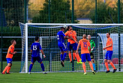 Football: Division 1: Erpeldange et Lintgen ne se quittent plus