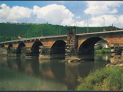 The Roman Bridge in Trier