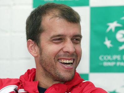 Gilles Muller peut avoir le sourire, après un début de saison canon.