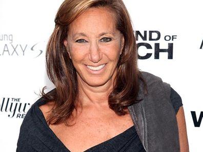 Donna Karan bleibt Beraterin des Unternehmens DKNY.