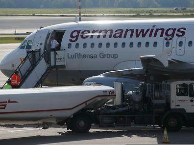 Bei Germanwings werden am Donnerstag 100 von 500 Flüge gestrichen.