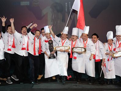 The Singapore team took home the winner's trophy