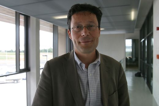 Director of the European School II Emmanuel de Tournemire