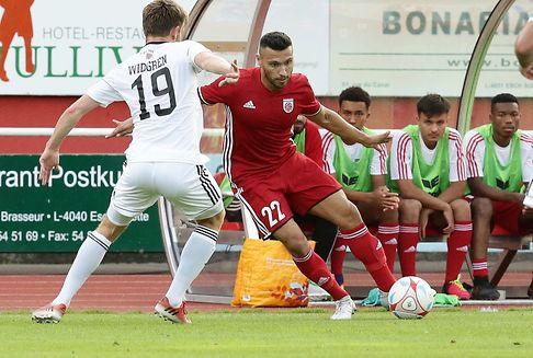 Troisième tour de l\'Europa League: La Fola a rêvé mais l\'aventure européenne se termine