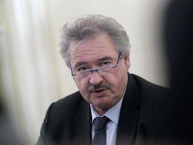Jean Asselborn, ministre des Affaires étrangères et européennes.