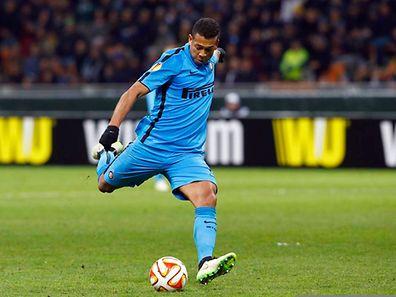 Fredy Guarin tritt im Achtelfinale mit Inter Mailand gegen Wolfsburg an.
