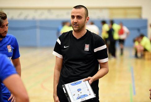 Avant les trois coups de la saison en futsal: Élio Almeida: «Une culture du jeu différente»