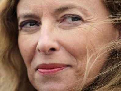 Valérie Trierweiler est séparée de François Hollande depuis janvier.