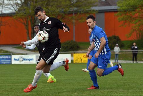 Huitièmes de finale de la Coupe FLF: Merl dernier rescapé de D2, spectacle à Sanem-Junglinster