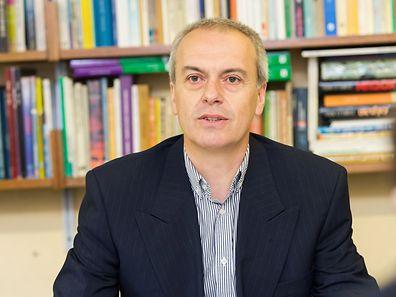 José Antonio Coimbra de Matos stellt am Sonntag sein Präsidentenamt zur Verfügung.