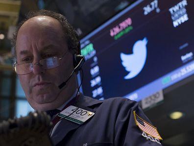 Die Aktionäre sind mit der Twitter-Führung unzufrieden.