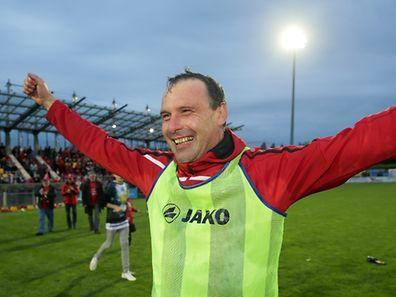 Trainer Patrick Grettnich
