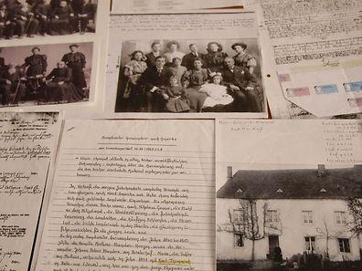 Familie Thimmesch Dokumente Mika Wagner Genealogie