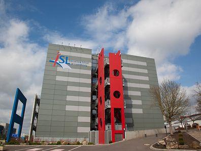 International School Luxembourg Upper School building
