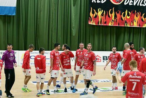 Handball-Nationaldivision: Red Boys überrennen den HB Esch