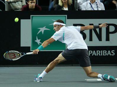 Gilles Muller (ATP 36)  kratzt an seiner persönlichen Bestmarke.
