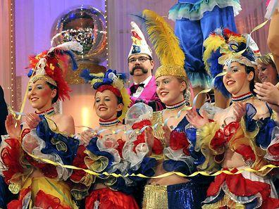 Karneval, Fastnacht oder Fuesend - eigentlich ein harmloser Brauch.