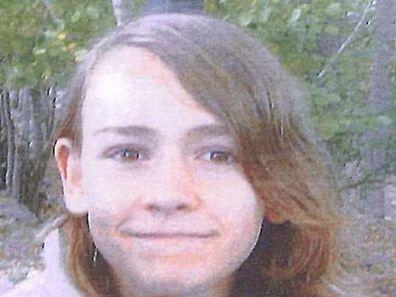 A pequena Beatrice foi dada como desaparecida deste sexta-feira