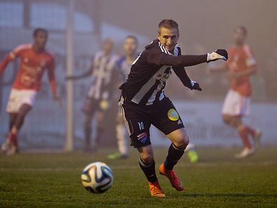 Sanel Ibrahimovic stellt sich stets in den Dienst der Mannschaft.